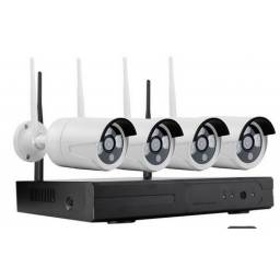 KIT CAMARAS IP WIFI 720P LINETHINK