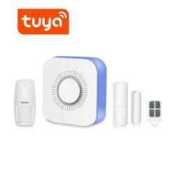 KIT ALARMA WIFI TUYA SMART