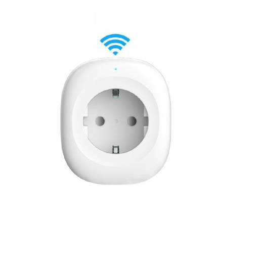 ENCHUFE INTELIGENTE DE PARED WIFI SMART