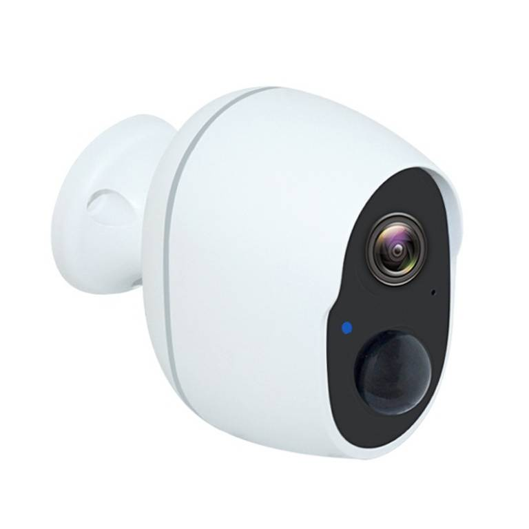 CAMARA IP WIFI EXTERIOR A BATERIA  2 MP LINETHINK