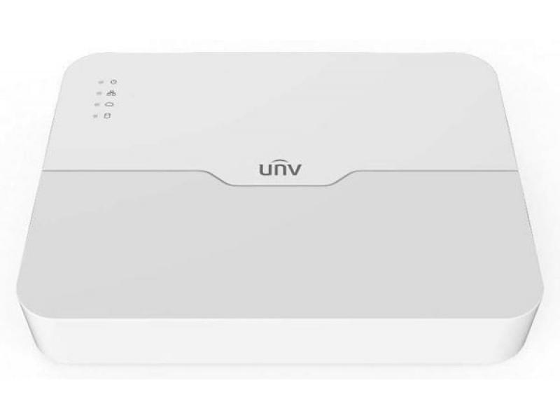 NVR 4-CH UNV 1 SATA , 4 POE, H.265 SMART FUNTIO